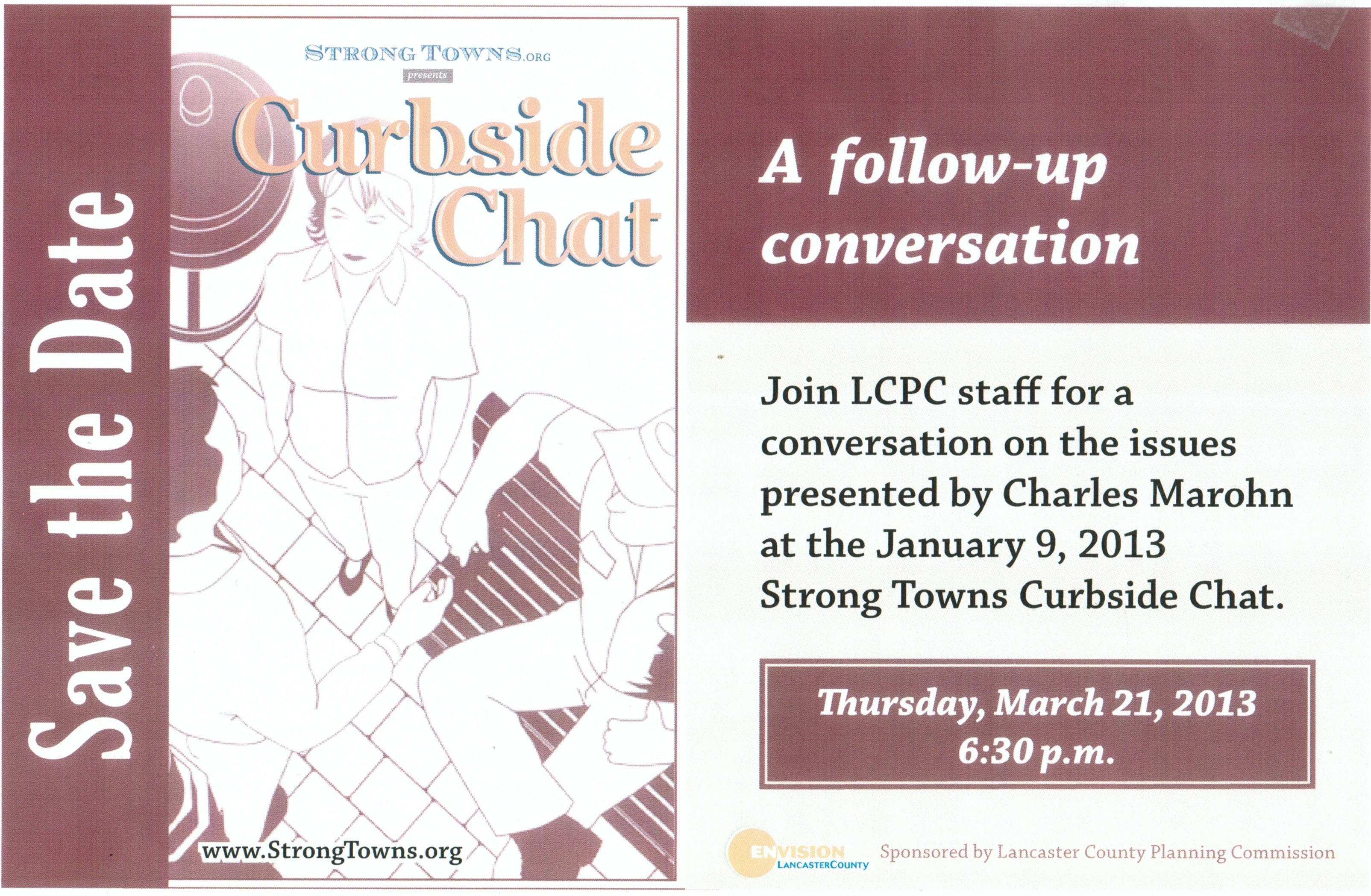 Curbside Chat Follow-UP