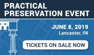 Practical Preservation Event June 8, 2019